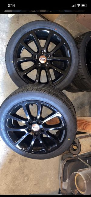 Brand new rims and tires for Sale in Westland, MI