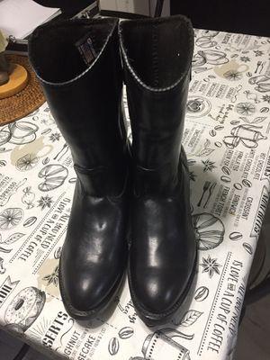Size 10 men's waterproof work boots by lacrosse for Sale in Cartersville, GA
