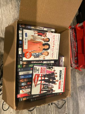 DVD's multiple titles for Sale in Redford Charter Township, MI