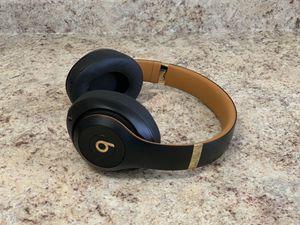 Beats Beats Studio3 Wireless Noise Cancelling Over-Ear Headphones - Midnight Black for Sale in Tamarac, FL
