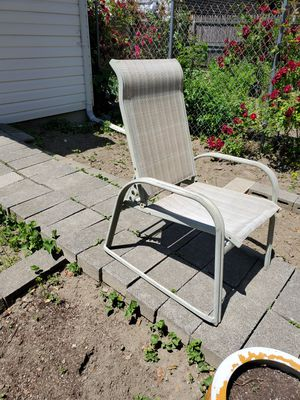 Patio chairs for Sale in Queens, NY