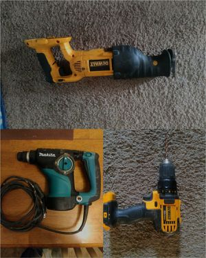 Power Tools for Sale in Escondido, CA