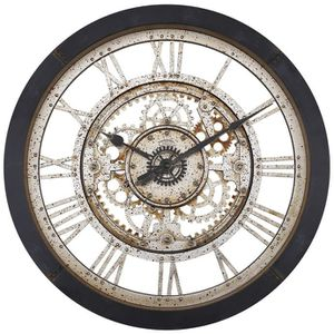 ANTIQUE WALL GEAR CLOCK for Sale in Clinton, CT