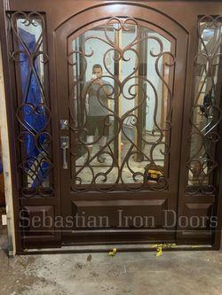 Iron Doors for Sale in Houston,  TX