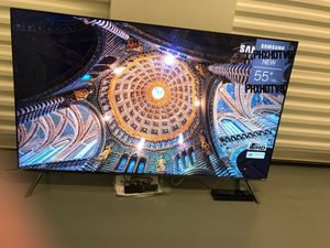 """55"""" 4K SAMSUNG NU800D SERIES UHD HDR SMART LED TV 2160P TAX ALREADY INCLUDED FREE LOCAL DELIVERY!!! 240Hz* for Sale in Phoenix, AZ"""