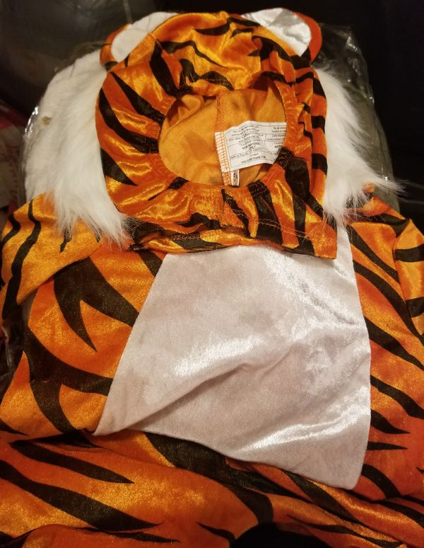 Tiger Custome, Olaf Custome for baby