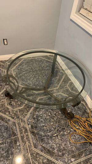 Free glass table for Sale in Los Angeles, CA