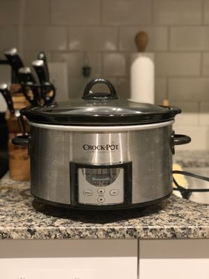 Crock Pot Slow Cooker for Sale in Roanoke, VA