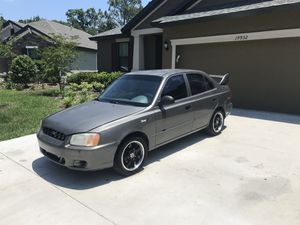 2002 Hyundai Accent for Sale in Land O Lakes, FL