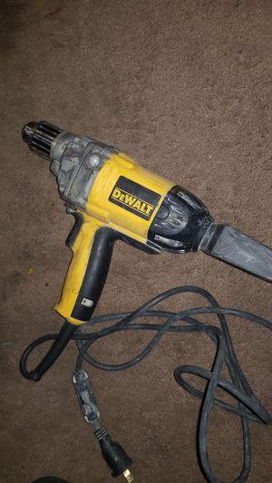 Dewalt dw130v 1/2 inch vsr drill for Sale in Las Vegas, NV