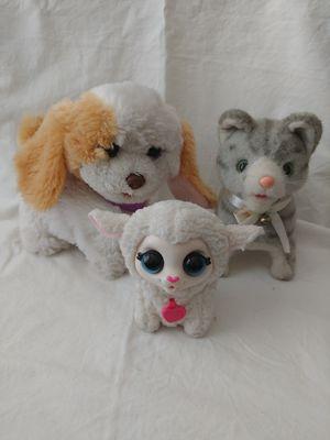 FurReal Friends Dog & Lamb - Animatronic Kitten for Sale in Oakland Park, FL