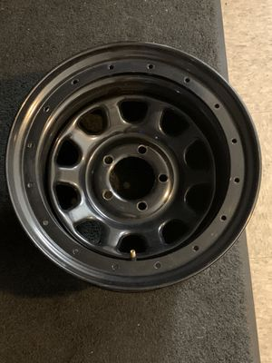15x8 ✋🏼( 5 rims total ) 5x4 1/2 for Sale in Sanger, CA