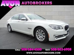 2013 BMW 7 Series for Sale in Avon, MA