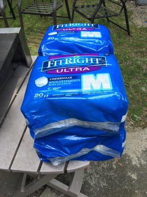 Free adult diapers for Sale in Ashland, MA