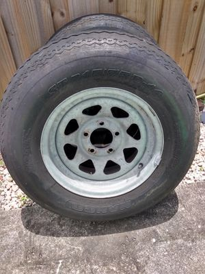 Trailer tires for Sale in Miramar, FL