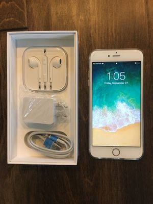iPhone 6s Plus (16GB) Sprint Rose Gold for Sale in Moon, PA