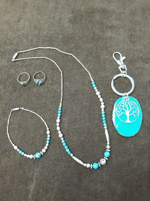 🌿🦋Turquoise Jewelry Set🦋🌿 for Sale in Las Vegas, NV