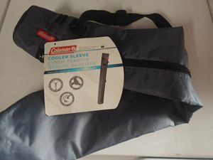Coleman cooler sleeve for Sale in Moreno Valley, CA