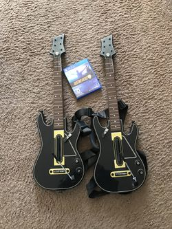 PS4 Guitar Hero Live for Sale in Bend,  OR