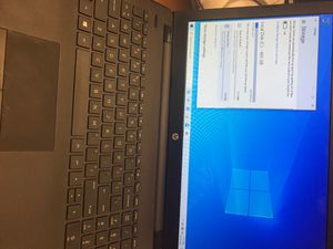 Hp laptop intel inside for Sale in Houston, TX