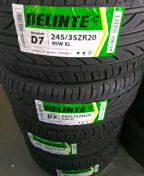 4 new tires 245/35/20 for Sale in Orlando, FL