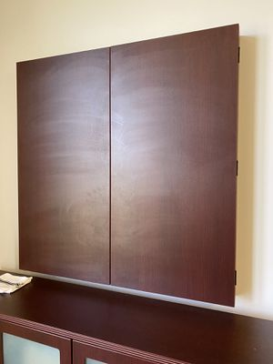Mahogany Office Whiteboard for Sale in San Diego, CA