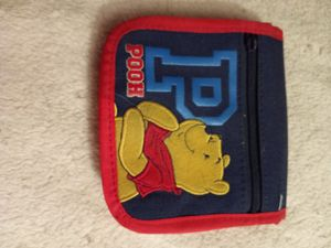 Winnie the Pooh Wallet for Sale in Fresno, CA