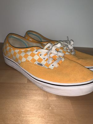 Mustard Vans, Comfy Cush for Sale in Lake Worth, FL