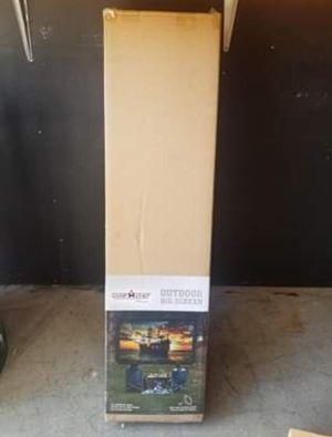 Outdoor tv screen for Sale in Roanoke, VA