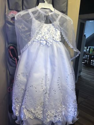 Baptism/first communion dress for Sale in Cicero, IL