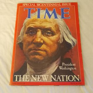 Time Magazine Vol. 107 No. 2 Issue. Special Bicentennial Issue (1976) for Sale in Missoula, MT