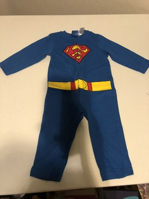 12 to 18 months superman jumpsuit/costume for Sale in Laveen Village, AZ