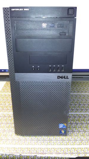 DELL OPTIPLEX 980 WORKSTATION i7 6GB 250GB HD WIN 10 PRO for Sale in March Air Reserve Base, CA