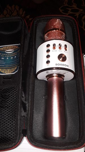Bluetooth microphone! for Sale in Clairton, PA