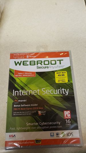 Webroot for Sale in Salinas, CA
