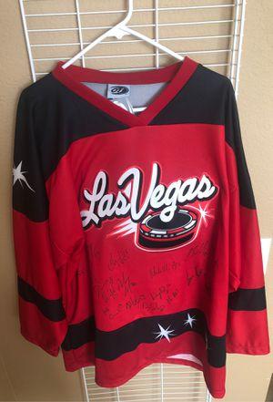 Las Vegas hockey jersey for Sale in Henderson, NV