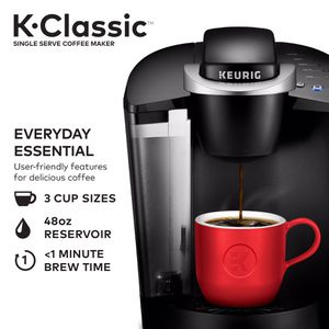 Keurig Classic K-Cup Coffee Maker for Sale in Midland, TX