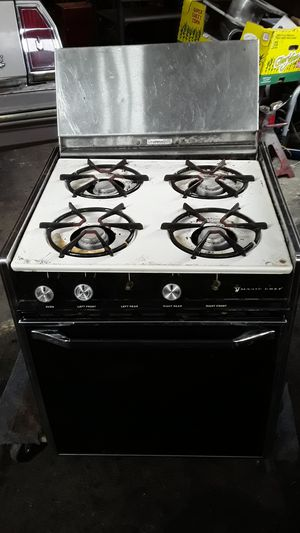 Magic Chef camper trailer boat oven / range. for Sale in Lynnwood, WA