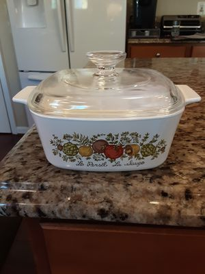 Vintage Corning Ware 10 Pieces for Sale in Stafford, VA