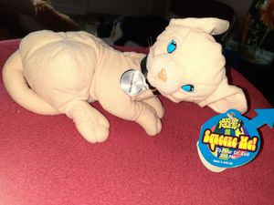 Mr Bigglesworth Dr Evil's Cat with Sound Effect Meow for Sale in Sebring, FL