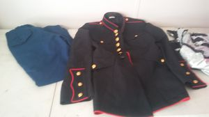 Usmc dress blues for Sale in Ailey, GA