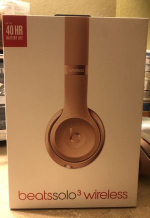 Beats Solo Wireless for Sale in Joint Base Lewis-McChord, WA