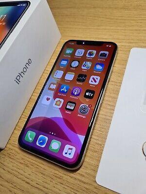 Apple iPhone X 64GB (Unlocked)