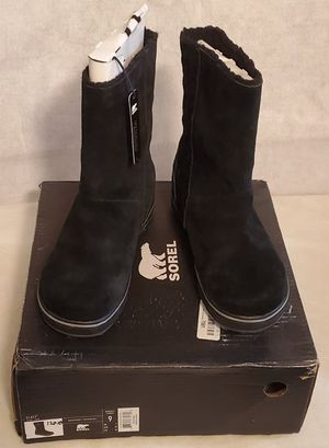 Sorel Women's Glacy Boot SIZE 9 Waterproof/impermeable for Sale in Victorville, CA