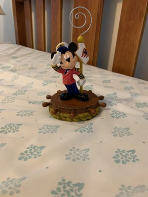 A Collectible Mickey Mouse salior statue for a steal!! for Sale in Zephyrhills, FL