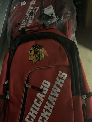 Chicago Blackhawks backpack for Sale in Canal Winchester, OH