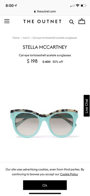 Stella McCartney Sunglasses for Sale in West Hollywood, CA