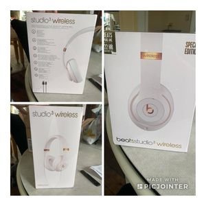 Beats Studio3 wireless headphones for Sale in Spring, TX