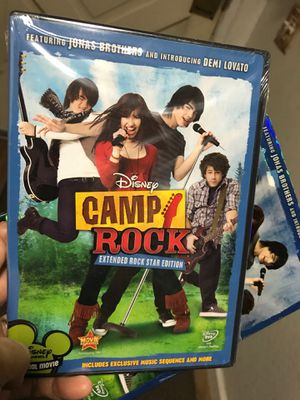 Brand new DVD camp rock Disney for Sale in Antioch, CA