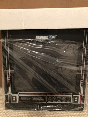 Arcade1up Asteroids 6-in-1 Deluxe LCD, PCB board, Ribbon Cable. Very Rare. Brand New for Sale in Atlanta, GA